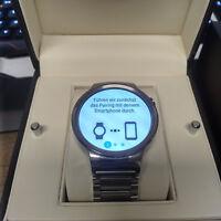 Huawei watch / Smartwatch / Edelstahl Gehäuse und Armband