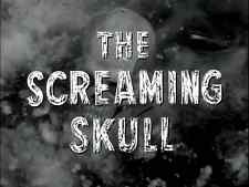The Screaming Skull (1958) Horror Ghost  DVD