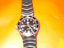 Casio Dive Watch 200m rubber watch band
