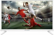 Srong SRT 32hy1003w HD LED TV, 80cm (32 Pouces) triple-tuner Blanc