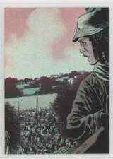 2013 Cryptozoic The Walking Dead Comic Set Foil #62 No Way Out Part 2 Card 3j2