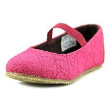 Chaussures décontractées roses en toile pour garçon de 2 à 16 ans