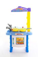Spielzeugküche Spielküche Kinderküche Soundeffekten NEU Kinderküche Mini KP9074