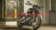 HARLEY-DAVIDSON 1800 CVO Pro Street Breakout 2016 -> Fiche Moto #002781