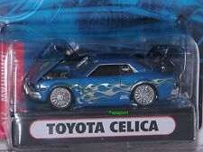 Muscle Machines Tuners Toyota Celica Release A-06 Import Street Racing 1:64