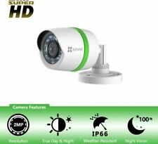 EZVIZ SUPER HD 1080p 2MP CS-C3T-2PR Camera Security Weatherproof Night-V Add-on