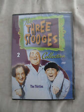 The Three Stooges Collection. The Thirties. DVD. New.