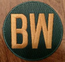 2014 Bob Welch Memorial Jersey Patch - Oakland A's Athletics