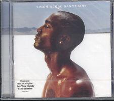 SIMON WEBBE - SNCTUARY - CD (NUOVO SIGILLATO)