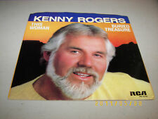 KENNY ROGERS THIS WOMAN / BURIED TREASURE 45 NM RCA PB-13710 1983