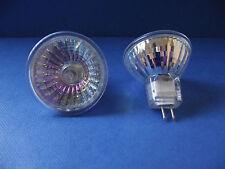 2 x MR11 12v 12volt 10w 10watt 2 pin halogen light bulb