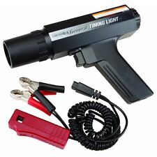 Xenon Inductive Timing Light w/ 60Deg Dial Advance Ignition Spark Engine Checker
