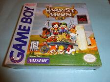 Harvest Moon GB  (Nintendo Game Boy, 1997) new gb gba gba sp