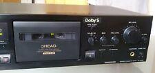 Sony TC-K 711 s Dolby-s 3-cabeza 3-motor fabricada pletina de casete bda *** obsoleta ***