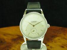 NOMOS Glashütte Orion Stainless Steel Hand Wound Men's Watch / Caliber Alpha