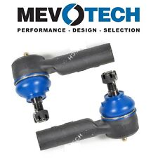 For Ford Freestar Mercury Pair Set of 2 Front Outer Tie Rod Ends Mevotech