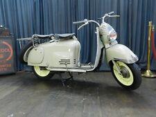 Puch RL 125 Oldtimer Roller 1953 mit österreischische Papiere Motorrad Klassiker