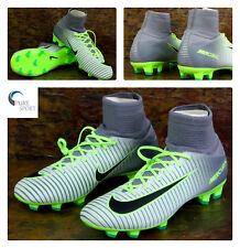NIKE Junior MERCURIAL SUPERFLY V FG Football Boots Size Uk 4 Eu 36.5 PureS