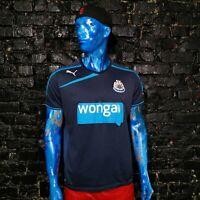 Newcastle United Jersey Away football shirt 2013 - 2014 Puma Trikot Mens Size XL