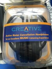 Creative Active Noise Cancellation Headphones HN-700