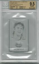 11-12 Parkhurst Champions Mini Luc Robitaille BGS 9.5 /1 Printing Plate SP Kings