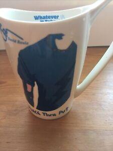 David Bowie: Whatever It Takes - Peace Thru Art' Mug