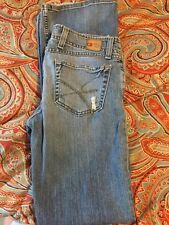 Women's bke jeans size 28x33 1/2