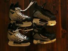 New listing Boys 2 Ice Skates Hockey Easton Intruder Sz 5 5D 6