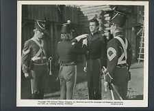 ROCK HUDSON IS STRIPPED OF HIS RANK AS A US CALVARY OFFICER - 1953 SEMINOLE