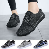 Men's Sneakers Casual Lightweight Breathable Sports Running Shoes Tennis Gym US