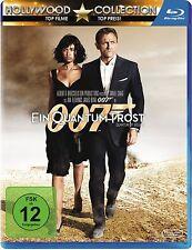 James Bond 007: EIN QUANTUM TROST (Daniel Craig) Blu-ray Disc NEU+OVP