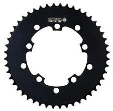 """Origin8 48t x 110/130mm BCD 1/8"""" Chainring (BLACK) Fixie/SS/Track/BMX"""