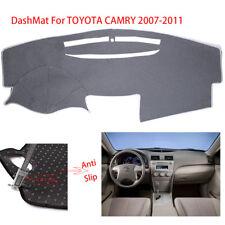Smoky Gray DashMat For TOYOTA CAMRY 2007-2011  Dashboard Mat Car Sun Block Cover