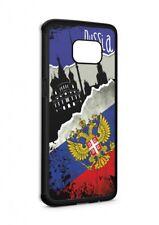SAMSUNG GALAXY RUSSIA CALCIO BANDIERA silicone custodia flip Custodia cover