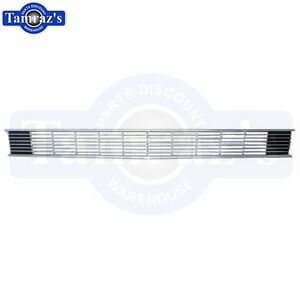1966 Chevy II Nova Front Grille Grill Aluminum BRAND NEW