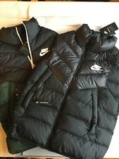 Nike Sport Casual Down Filled Puffer Vest Black Navy Green New Tags Men Standard