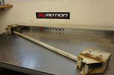 Integra Type R dc2 ukdm JDM Anti-Chocs Bar/crash bar Championship White