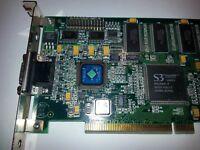 **** RARE PCI  NUMBER NINE S3 Video CARD  1995 ****