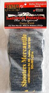 Sack-Ups Rifle / Shotgun Camo-Gray Sack   #100