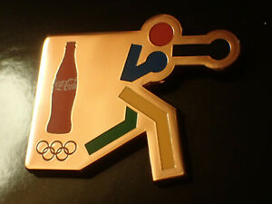 2020 TOKYO OLYMPIC GAMES BOXING PIN not available for sale in stores Coca Cola