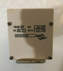 Mors Smitt 3EYP401074P0001 RELAY OVER CURRENT RELY (1848 ST) MS RELASIS SAS