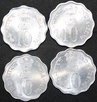 India 10 Paise F.A.O. Coins | Bulk Coins | KM Coins