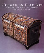 Norwegian Folk Art : The Migration of a Tradition (1995, Paperback)