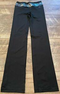 MADE SEXY Victoria's Secret VSX Sport Stretchy Black Gym Yoga Athletic Pants XS