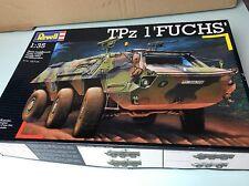 Revell 1/35 03018 tpz 1 Fuchs Modelo Tanque Kit de Sellado Raro contenido (2)