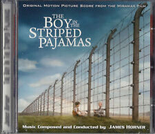 SC - THE BOY IN THE STRIPED PAJAMAS (Motion Picture Score) - James Horner