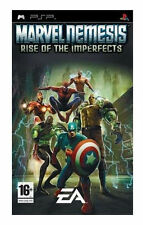 Marvel Nemesis: Rise of the Imperfects Sony (PSP) - juego
