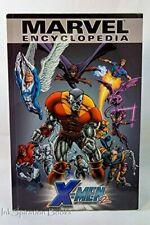 MARVEL ENCYCLOPEDIA X-MEN VOL. 2 / QUALITY PB / COLOR ILLUSTRATIONS