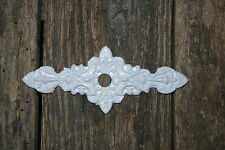 DIY shabby Chic Appliques knob backplates hardware accessories furniture onlays