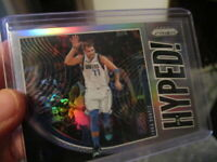 2019-2020 PANINI PRIZM GET HYPED LUKA DONCIC SILVER #6
